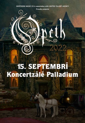 Opeth - In Cauda Veneum (Pārcelts no 11.03.21 un 16.09.21.)