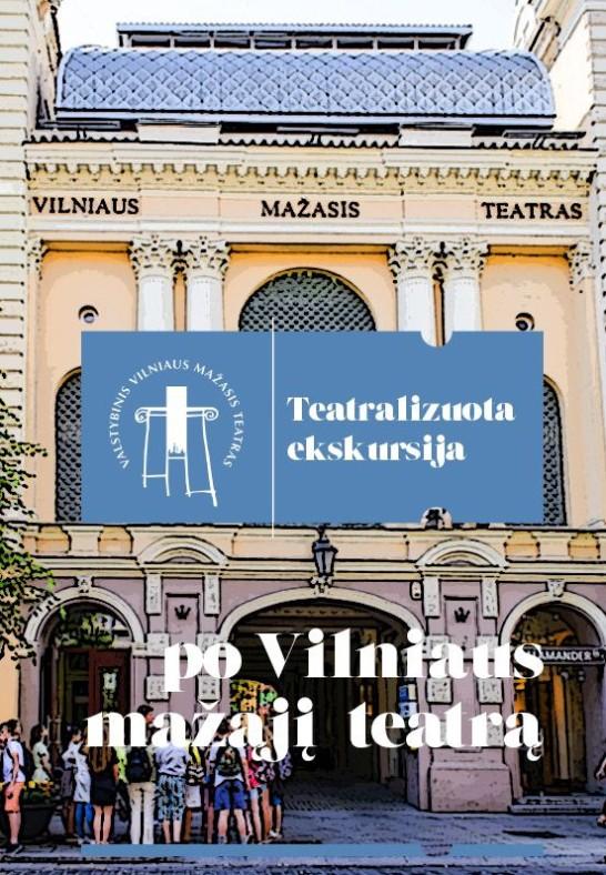 TEATRALIZUOTA EKSKURSIJA VAIKAMS
